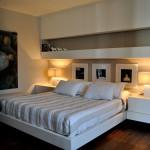 Arredamenti per interni - Camera da letto realizzata dall'ebanisteria Ebanistika