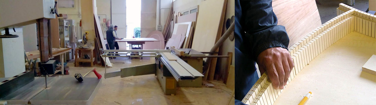 I maestri artigiani di Ebanistica laboratorio ebanisteri Catania